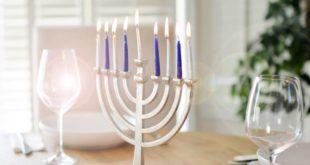 Symbolbild-Judentum-jüdisch-menora-Kerzenleuchter