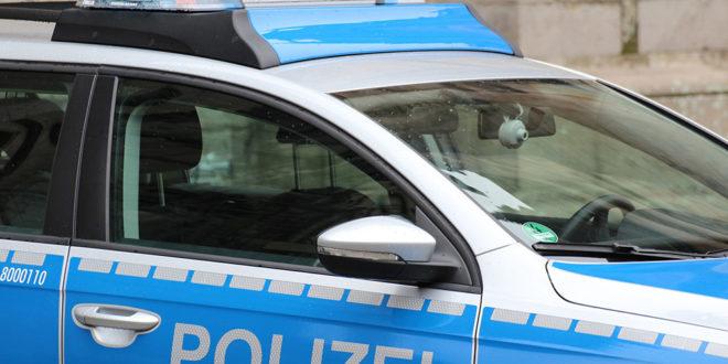 Polizei Blaulicht Verbrechen