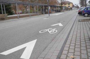 Radweg Wiesental