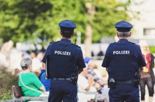 Symbolbild Polizei Sicherheit Überwachung