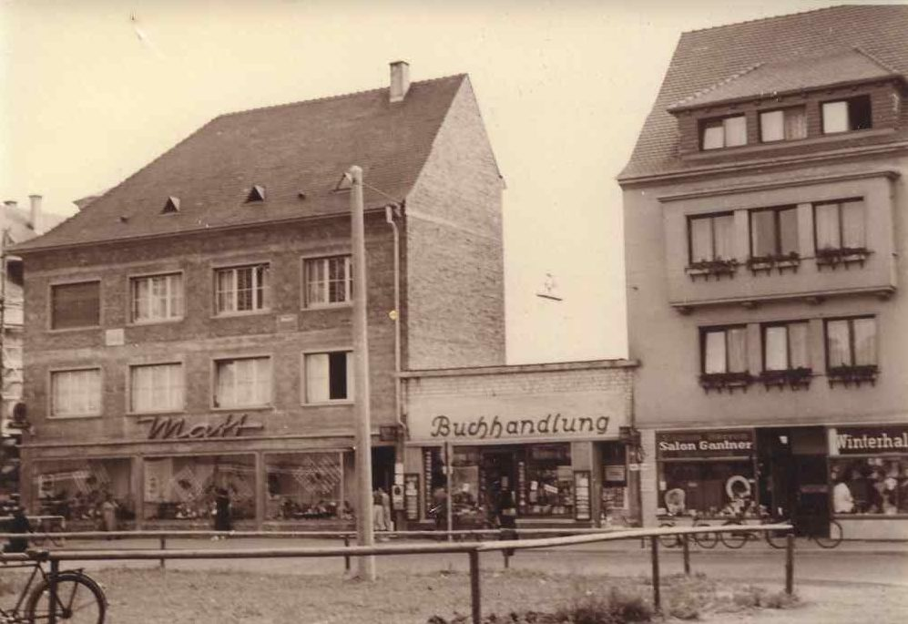 Ott und Braunbarth | Buchhandlung, 1949