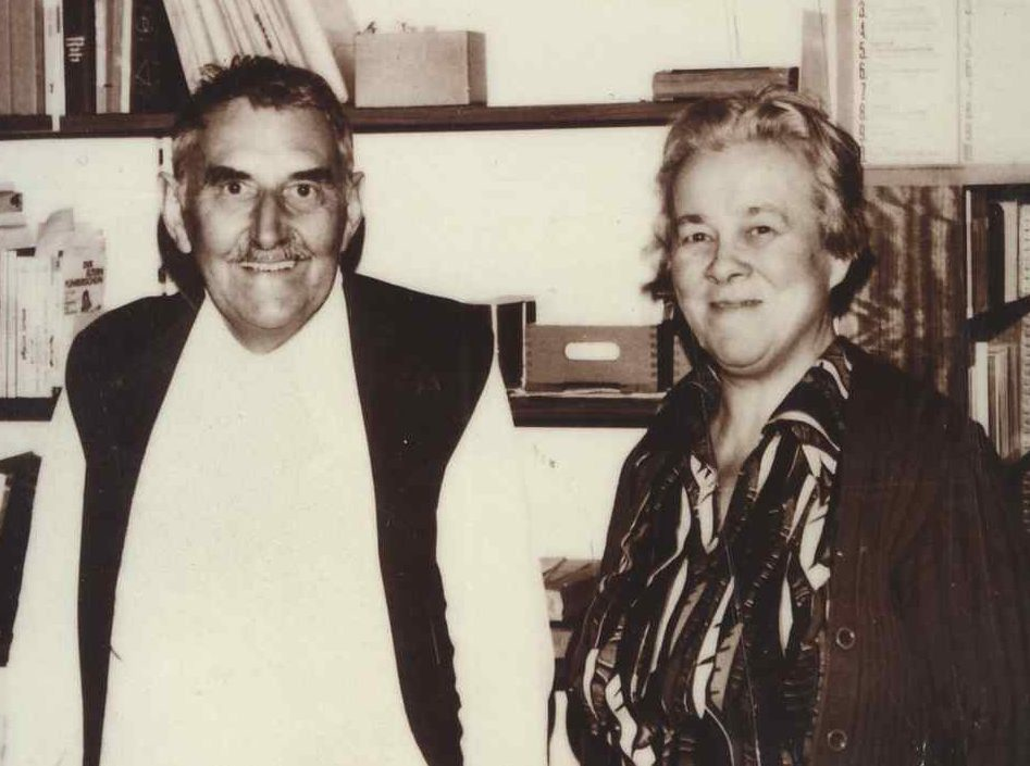 Kurt und Ruth Braunbarth | Buchhandlung Braunbarth