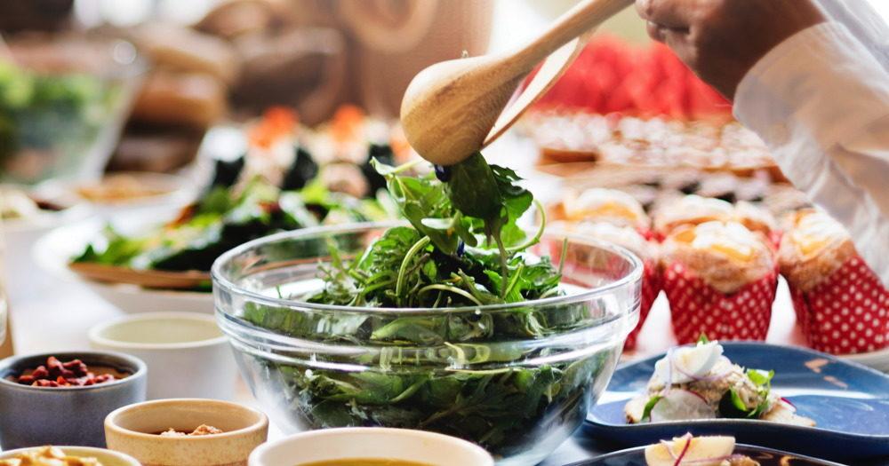 Salat Gesundheit Kochen nspl Appetit
