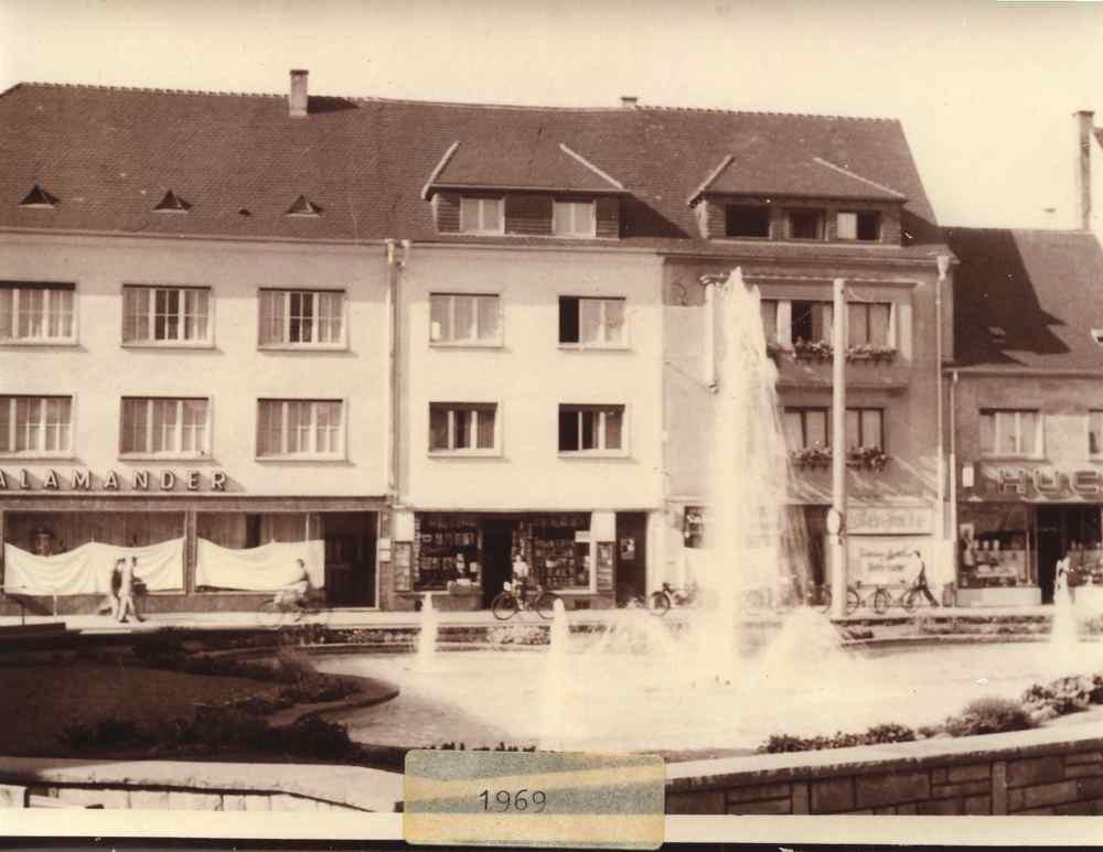 Buchhandlun Braunbarth | 1956