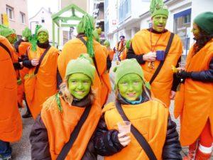 Karotten on tour | 2013 | Karotten | Fasching | Fasnacht | Umzug