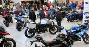Gut besucht war die Motorradausstellung der Hambrücker Motorradfreunde am vergangenen Wochenende.