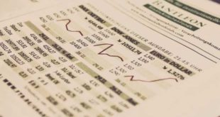 Wirtschaft-Aktienkurs-Economy