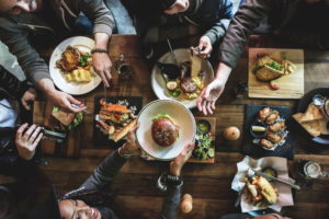 Essen | Freunde | hyggelig | Hygge | Seele