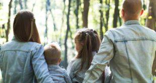 Familie Schutz Kinder Eltern