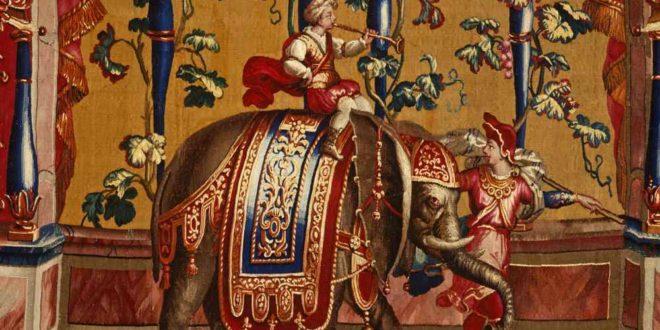 13_bruchsal_detail_tapisserie_Grotteskenserie_foto-LMZ326309_ssg-pressebild