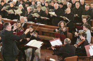 8 Chor und Orchester an St. Jodokus Wiesental