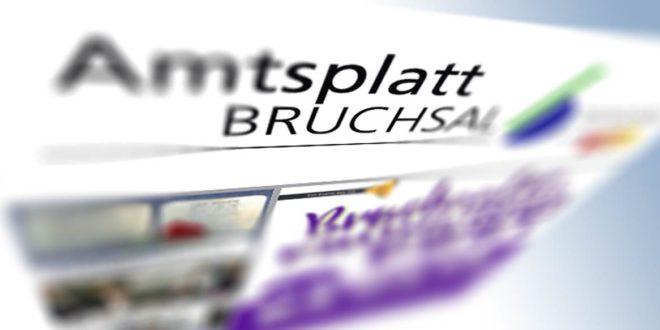Archivbild_Amtsplatt-Bruchsal-Ironie