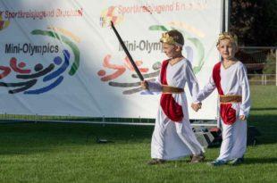 Foto Mini-Olympics