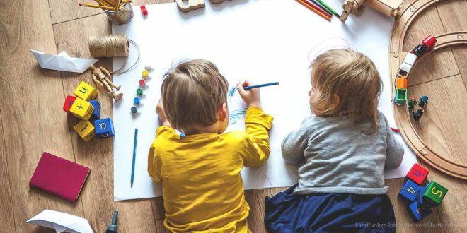 Kindergarten Erzieherin
