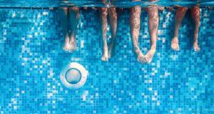 Bademeister Schwimmbad
