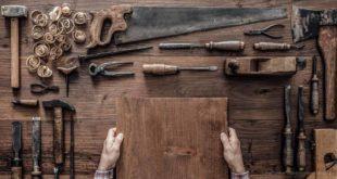 Retro Werkzeug Handwerk Schreiner