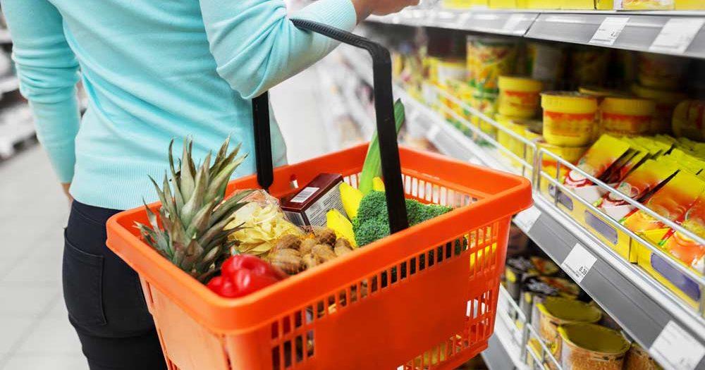 Einkaufen-Supermarkt
