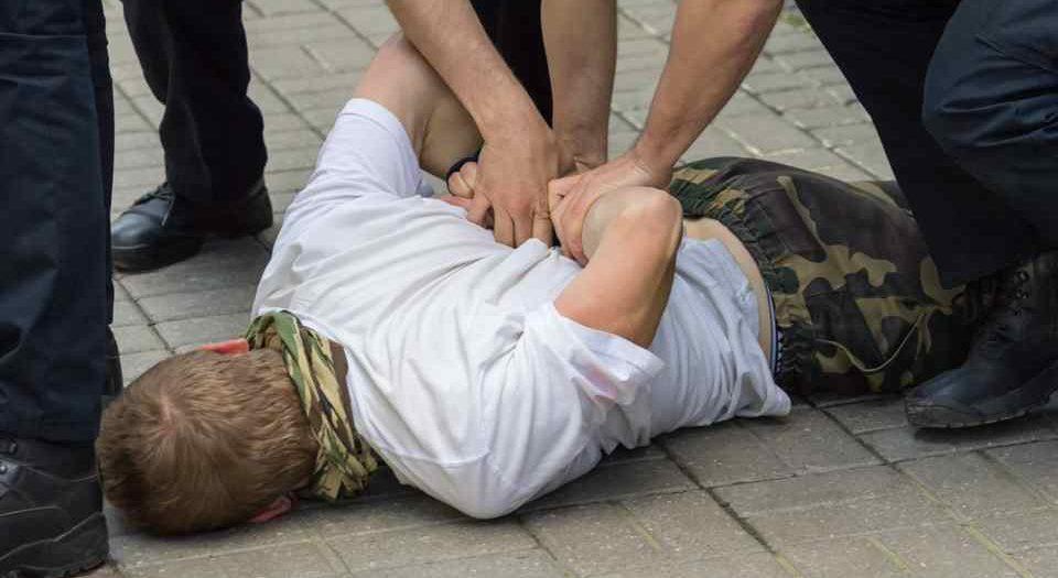 ss_544971649 Bruchsal Festnahme Schlägerei