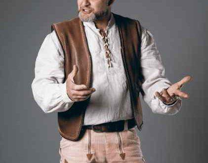Märchenerzähler Martin Rausch