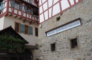 Deutsches Zuckerbäckermuseum Gochsheim Kraichtal Museum