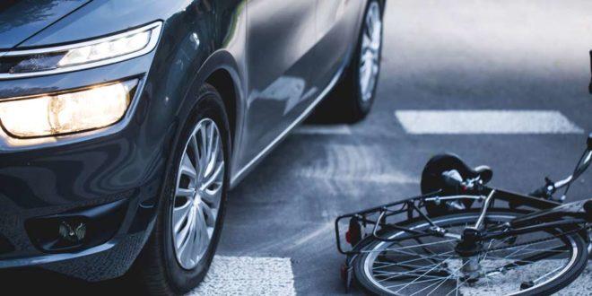 ss_462594166 Unfall Fahrerflucht E-Bike Fahrrad