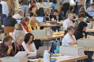 Wahlnachlese Auszählungen Kommunalwahl Europawahl Wahl