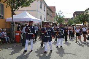 Heidelsheim 1250 Jahre Festumzug