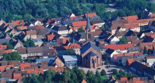Graben-Neudorf Luftbild