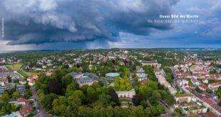 BILD DER WOCHE - Wolkenbild-Gewitter-ALi