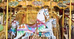 Karussell Jahrmarkt Fest Kerwe
