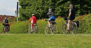 Fahrrad Rad Radtour