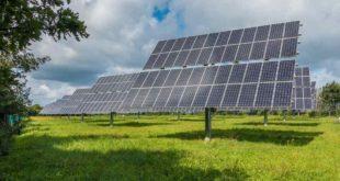 Photovoltaik Solaranlage Energiestrategie Erneuerbare Energie