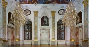 Schloss Bruchsal Frührungen Fürstensaal SSG