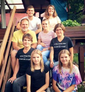 Selbsthilfegruppe Karlsdorf Familie Schmitt