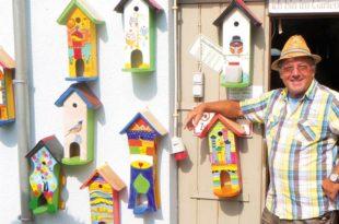 Vogelhäuslebauer Vogelhäuser Zaisental