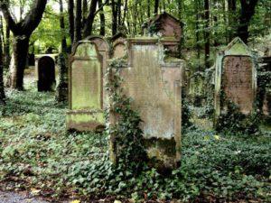 Jüdischer Friedhof Bruchsal