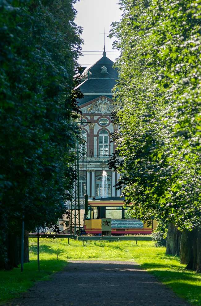 SchlossachseBruchsal Stadtbahn