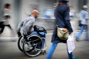 Behinderung Rollstuhl Inclusion