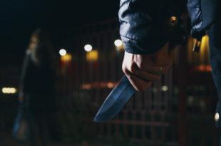 ss_1059156554 Messer Bedrohung Überfall Gefahr Gewalt