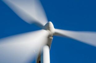 Windpark Windrad Erneuerbare Energien