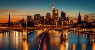 Frankfurt Sykline Frankfurt-am-Main