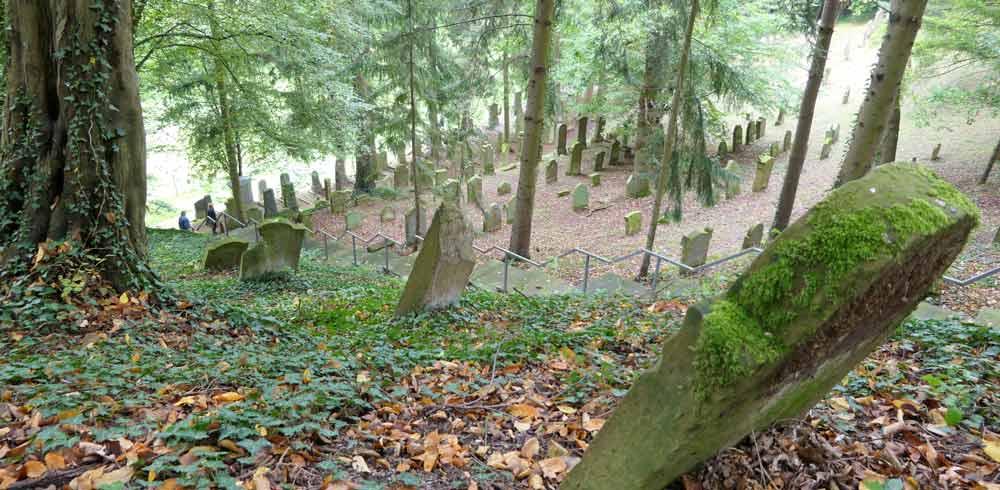 Jüdischer Friedhof Oberöwisheim