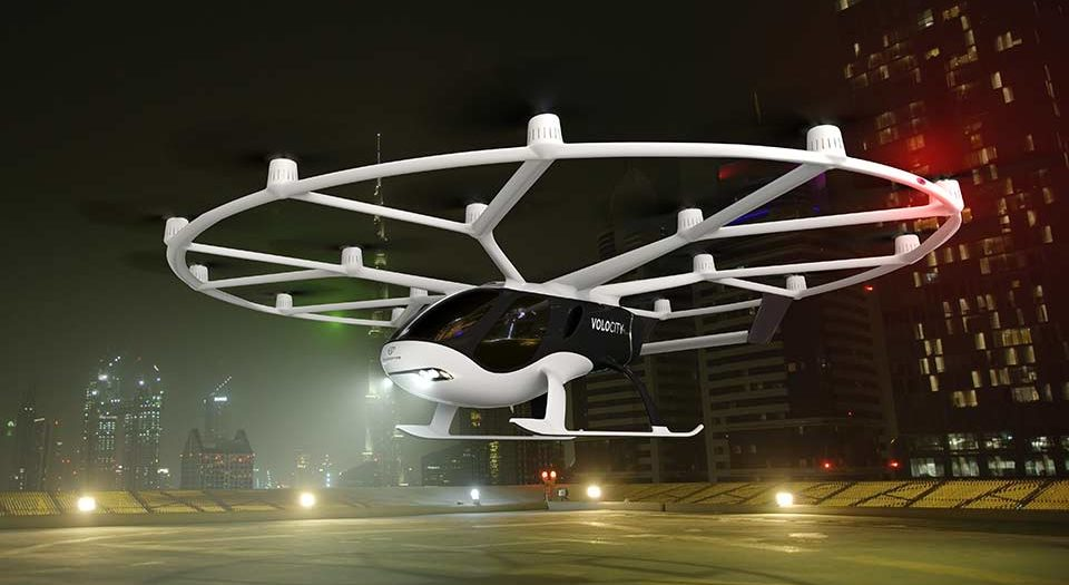 Volocopter Bruchsal