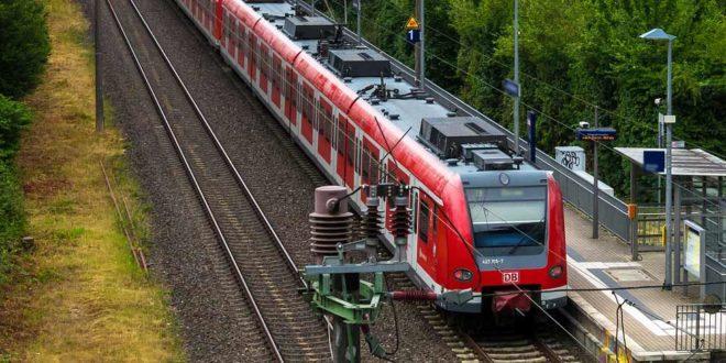 Deutsche Bahn Bahnhof Zug