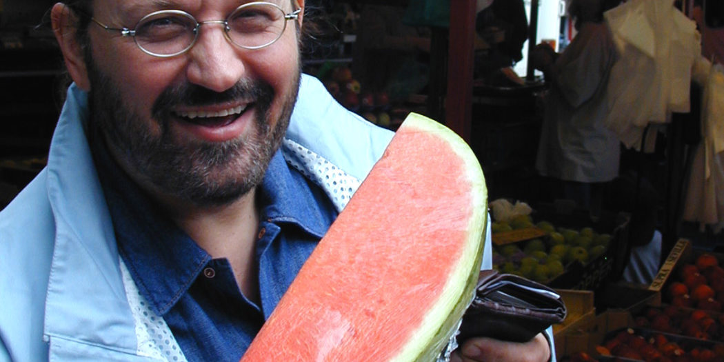 Edo Zanki Bruchsal Wochenmarkt