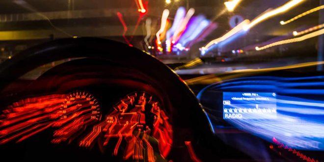 Geschwindigkeit Alkohol Auto