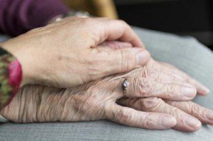 Pflege alte Menschen