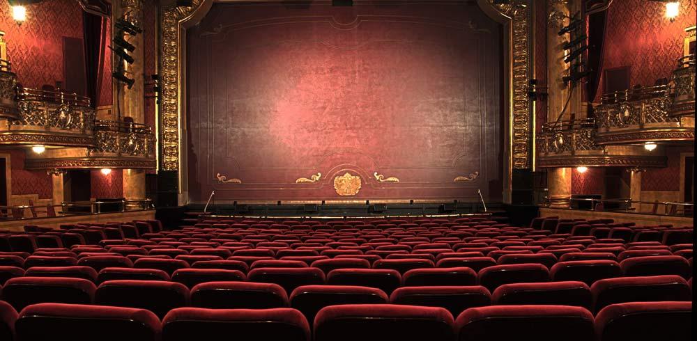 Theater Bühne Auftritt Aufführung Kunst