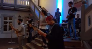 Cafe Achteck Konzert Flehingen