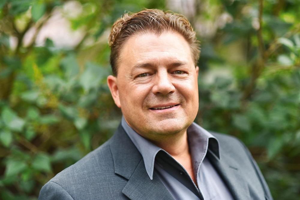 """Matthias Münch, Gründer der facebook-Gruppe: """"Gut essen in Pforzheim/ Bretten und Umgebung"""""""